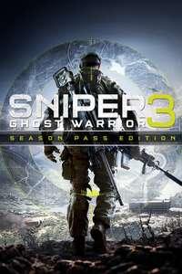 [PS4] Sniper Ghost Warrior 3 Season Pass Edition (275₽ для подписчиков PS Plus)