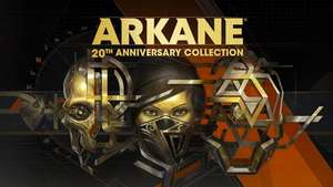 [PC] Arkane Anniversary Collection (Все части Dishonored и Prey) Steam