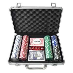 Покерный набор на 200 фишек по 11.5 гр.