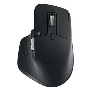 Мышь Logitech MX Master 3 Advanced Black (+ кешбек 2000 баллов)