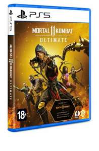 [PS5] Mortal Kombat 11 Ultimate (коллекционная версия)