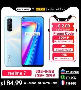 Смартфон Realme 7 6/64 Гб