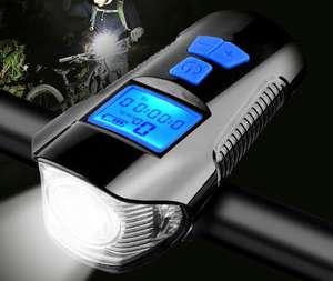 Водонепроницаемый велосипедный фонарь