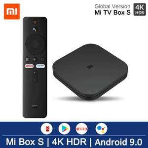 ТВ-приставка Xiaomi Mi TV Box S