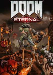 [PC] DOOM Eternal ключ для Steam
