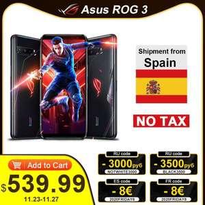 Смартфон ASUS ROG Phone 3 12+128 Гб