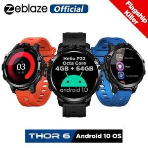 Умные часы - телефон Zeblaze THOR 6