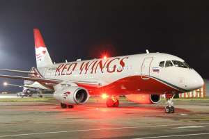 Авиабилеты Москва-Сочи-Москва от flyredwings на декабрь
