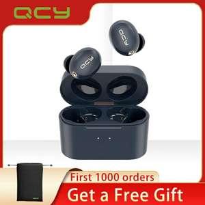 TWS Bluetooth наушники QCY HT01 Hybrid ANC
