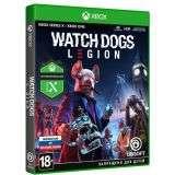 [Xbox] Watch Dogs Legion для Xbox Series X (дисковая версия)