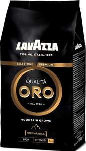 [МО] Кофе в зернах Lavazza Qualita Oro Mountain Grownх, 1000 г