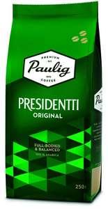 Кофе Paulig Presidentti Original в зернах 250 г