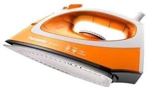 Утюг Panasonic NI-P200TTTW оранжевый, 1550 Вт