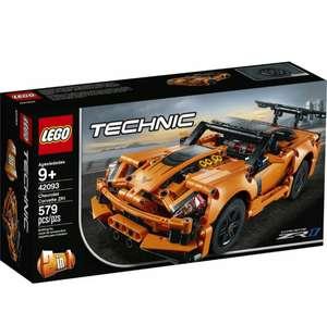 Конструктор LEGO Technic 42093 Chevrolet Corvette ZR1