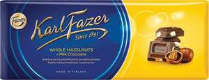 Шоколад Karl Fazer, 200 г в ассортименте
