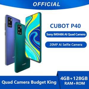 Смартфон Cubot P40 NFC 4 Гб + 128 ГБ