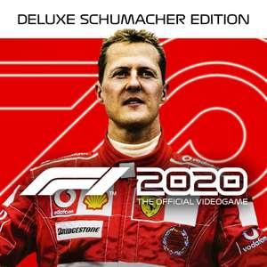 [PC] F1 2020 Deluxe Schumacher Edition