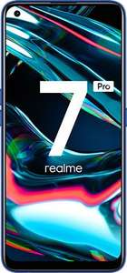 Смартфон realme 7 Pro 128 RU (Быстрая зарядка 65 Вт, Квадрокамера 64мп, Ростест, Доставка от 2 дней, Гарантия)
