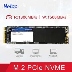SSD диск Netac M.2 PCIe NVME SSD 500Gb