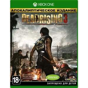 [Xbox One] Deadrising 3 Apocalypse Edition