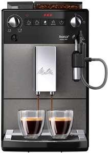 Кофемашина MELITTA Caffeo Avanza F270-100, титановый (и другие кофемашины по акции)