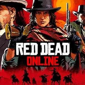 [все платформы] Red Dead Redemption Online