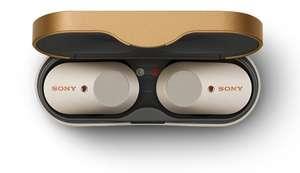 TWS Наушники Sony WF-1000XM3