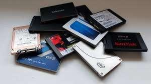 Подборка SSD SATA3 с разных ресурсов 480Gb-1Tb (например, 480Gb SSD диск Netac)