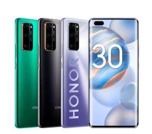 Смартфон HONOR 30 Pro+ 8/256 Гб + чехол в подарок