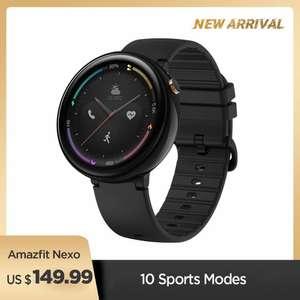 Смарт-часы Amazfit Nexo 1,39'' AMOLED 512 МБ