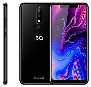 Смартфон BQ 5732L Aurora SE черный (Nokia 5.1 Plus)