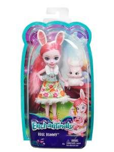 Базовая кукла с питомцем Enchantimals