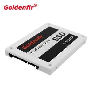 SSD диск Goldenfir на 480 гигов