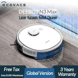 Робот-пылесос Deebot Ecovacs N3 max