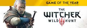 [PC] The Witcher 3: Wild Hunt - Game of the Year Edition