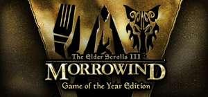 [PC] Распродажа серии The Elder Scrolls (например, TES III: Morrowind GOTY)