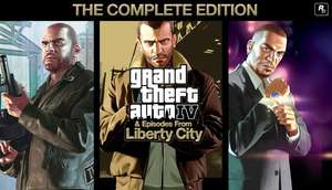 [PC] Grand Theft Auto IV: The Complete Edition