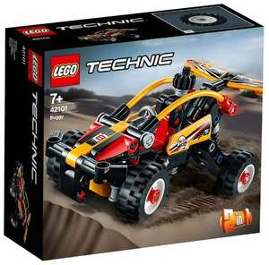 Конструктор LEGO Technic 42101 Багги (2 в 1)