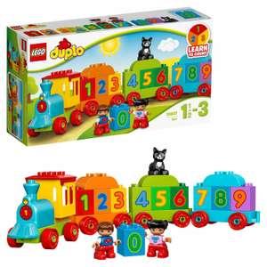 Скидка 20% на второй набор Lego (напр. Lego DUPLO 10847 + LEGO Friends 41391)