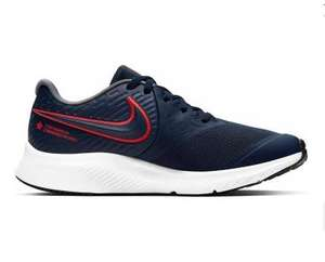 Кроссовки для мальчиков Nike Star Runner 2 (GS), размеры от 34 до 39