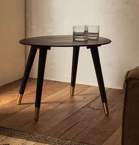 -20% на определенные товары одежды, мебели и др. (напр. столик Zara Home со скошенной кромкой из натурального дерева)