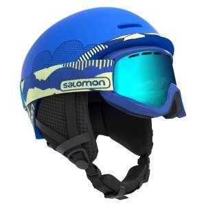 Чёрная пятница в Траектории (например, детский горнолыжный шлем SALOMON GROM)