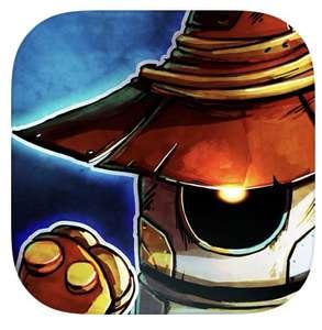 [iOS] Игра Magibot В поисках последней надежды