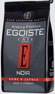 Кофе в зернах Egoiste Noir, 1 кг