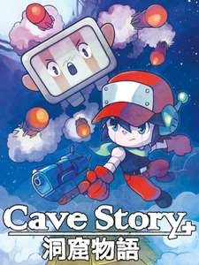 [PC] Cave Story+ бесплатно