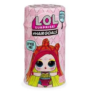 2 по цене 1: Кукла LOL 2v с волосами