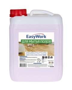 Средство для мытья полов EasyWork 5 л