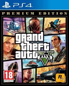[PS4] Grand Theft Auto V Premium Online Edition