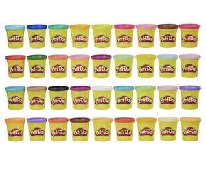Набор для лепки Play-doh, 36 банок