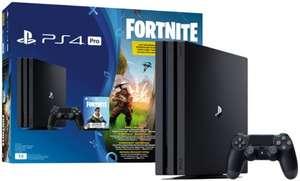 Игровая приставка PlayStation 4 Pro 1Тб в комплекте с игрой Fortnite